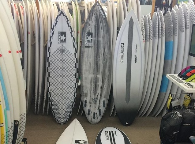 STU Fiji boards